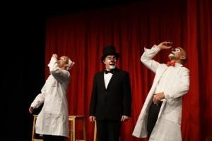Gnosjöanda när teaterföreningarna samarbetar