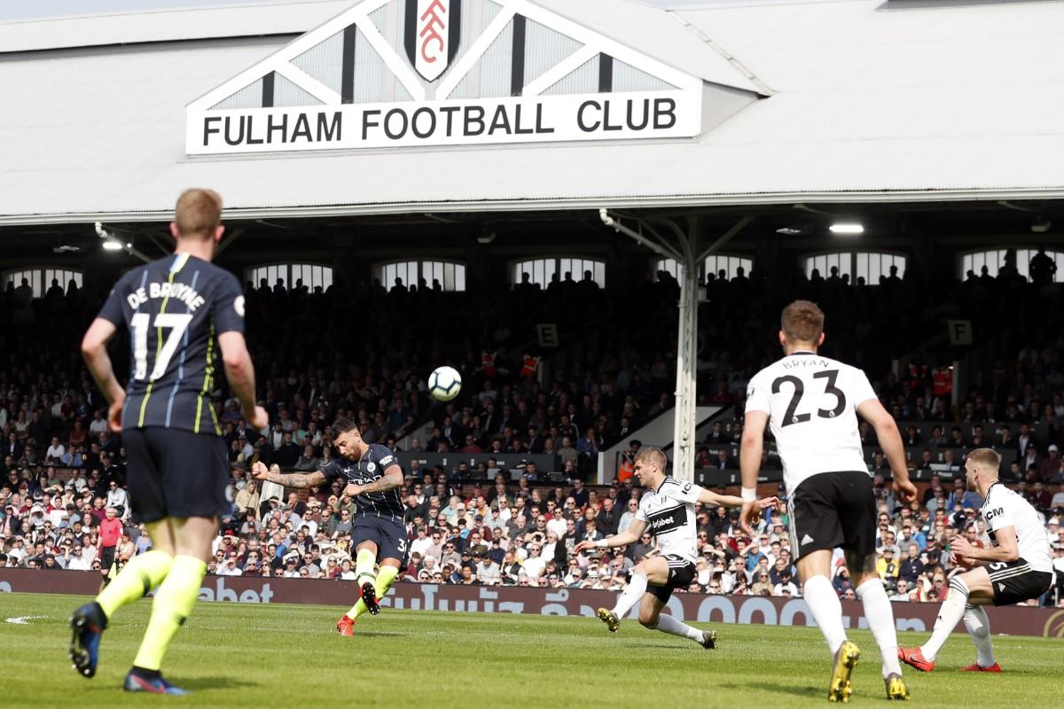 Fördel Fulham i kvalsemifinalen