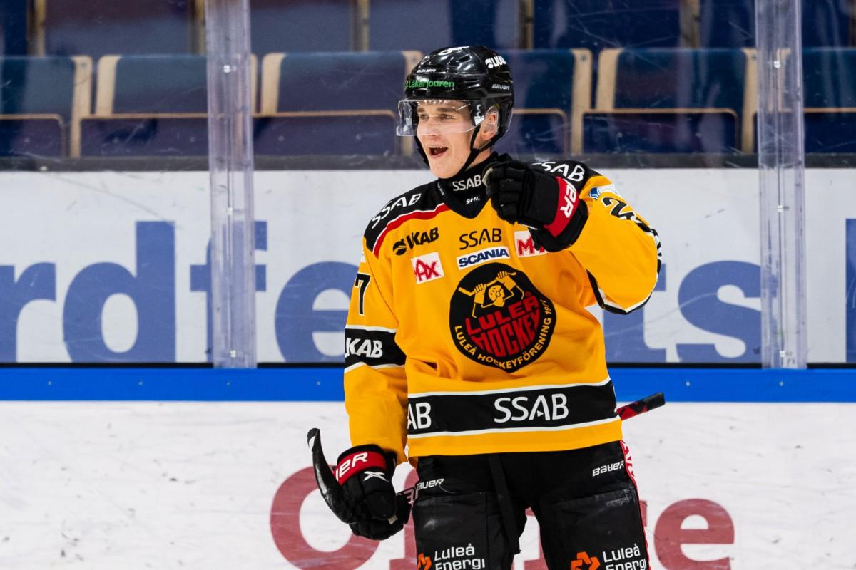 "Luleås matchhjälte: ""Grym start på road-trippen"""