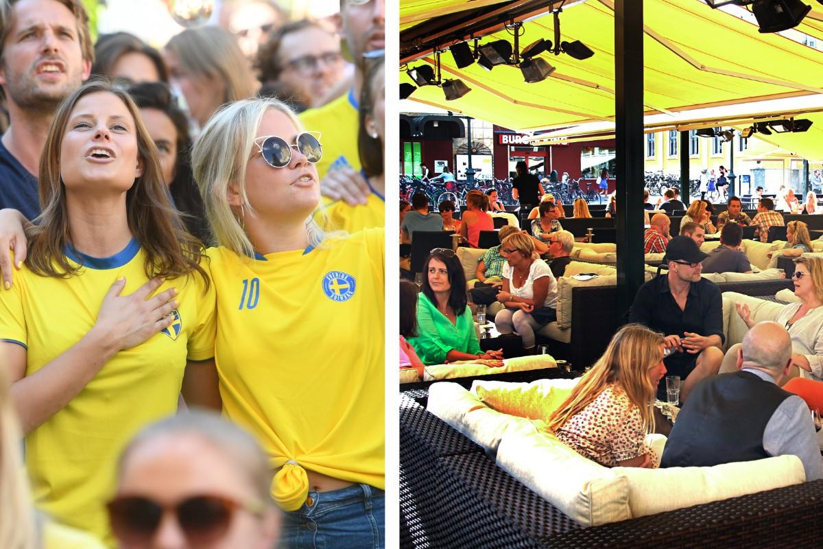 LISTA: Här är krogarna som visar sommarens fotbolls-EM