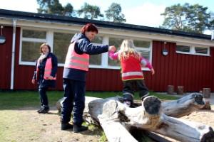 Kollegial kämpaglöd höll förskolan öppen