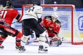 Luleå Hockey/MSSK blev straffade av SDE på bortaplan