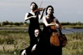 Hyllad trio gästar De Geer-hallen