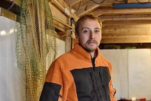 """Anders från Boxholm är en av få insjöfiskare i Sverige – """"Brukar mötas av en förvånad reaktion"""""""