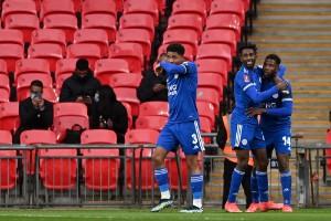 4000 såg Leicester nå FA-cupfinal