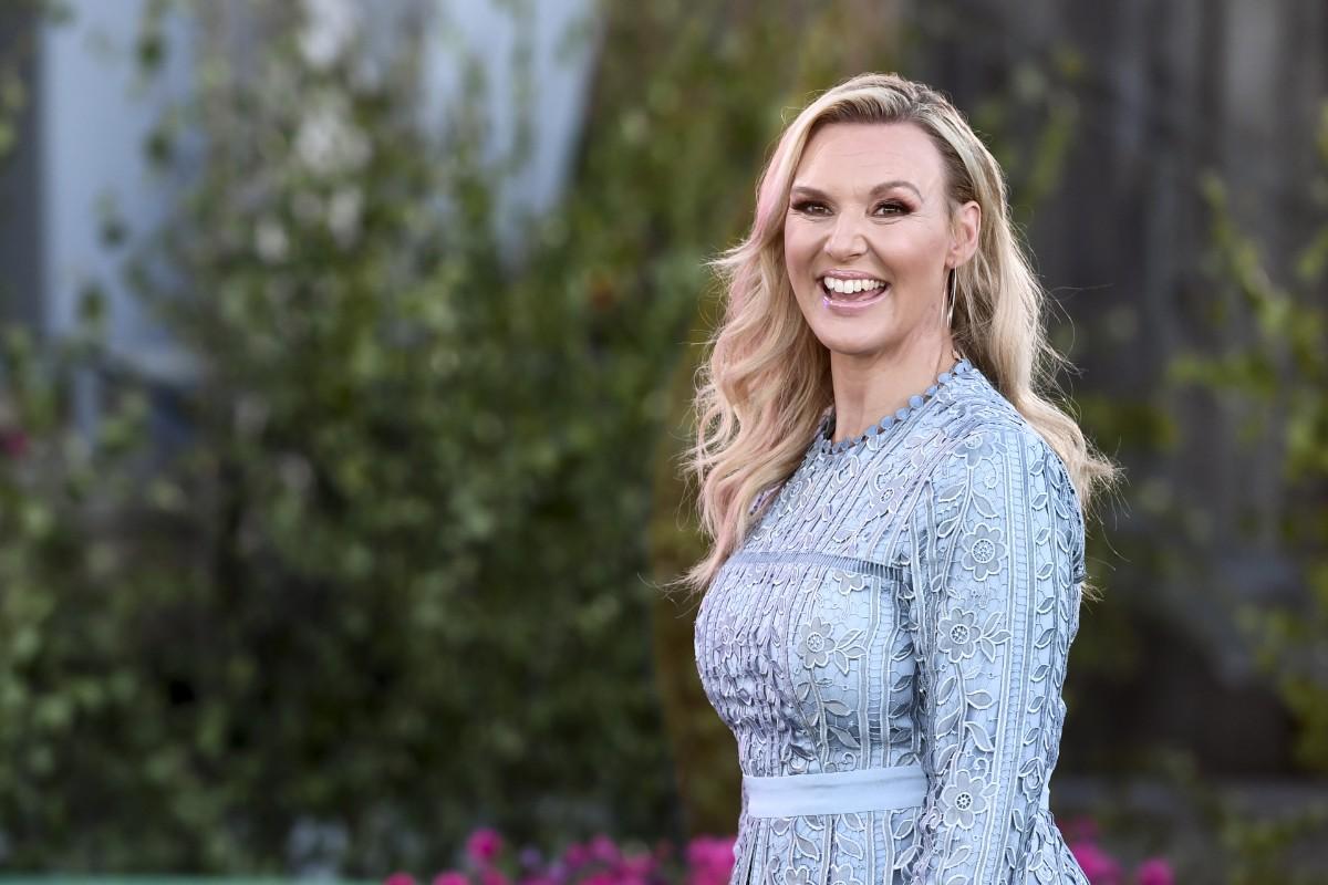 Sanna Nielsen väntar barn