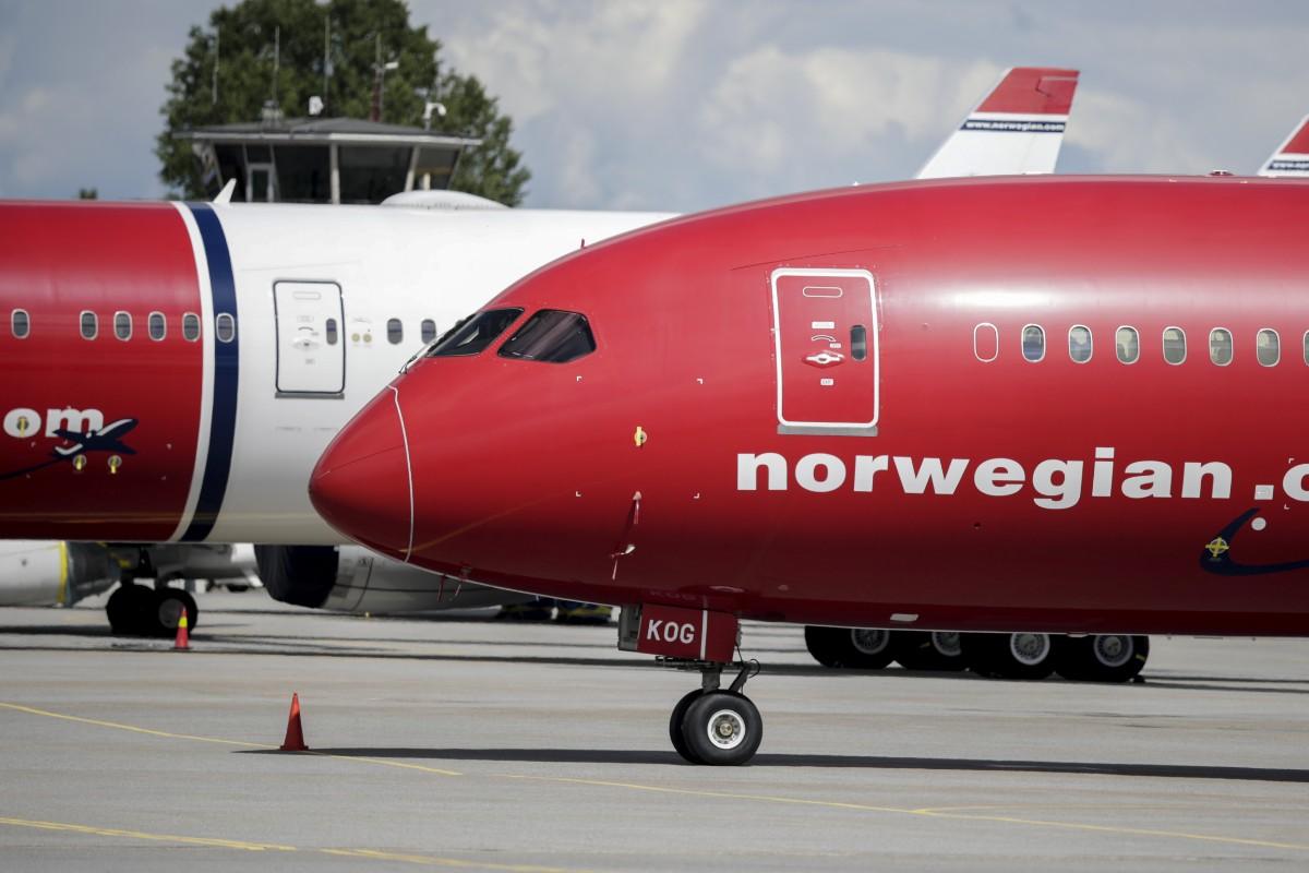 Norwegian börjar flyga i Sverige igen