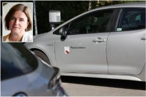 """Parkeringskostnaderna skenar för socialtjänsten efter krav på p-avgifter: """"Minst ett par hundratusen som vi inte budgeterat för"""""""