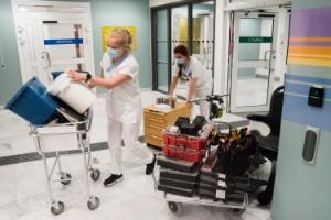NSD på plats i flyttkarusellen: Nu har nya akuten öppnat