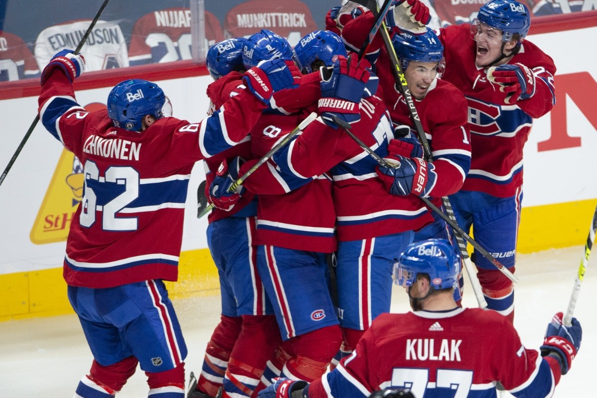 Montreal första lag till semifinal