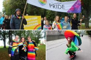 """Vadstena Pride är tillbaka: """"Viktigt att stötta varandra och vara öppen"""""""