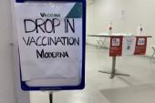 Vaccinmottagningar öppnar för drop in