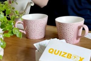 Jag kommer inte undan Quiz-hysterin