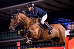 Baryard Johnssons häst rankas etta i världen