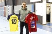 """Aldeeb nöjd med turneringen: """"Jag fick mycket speltid"""""""