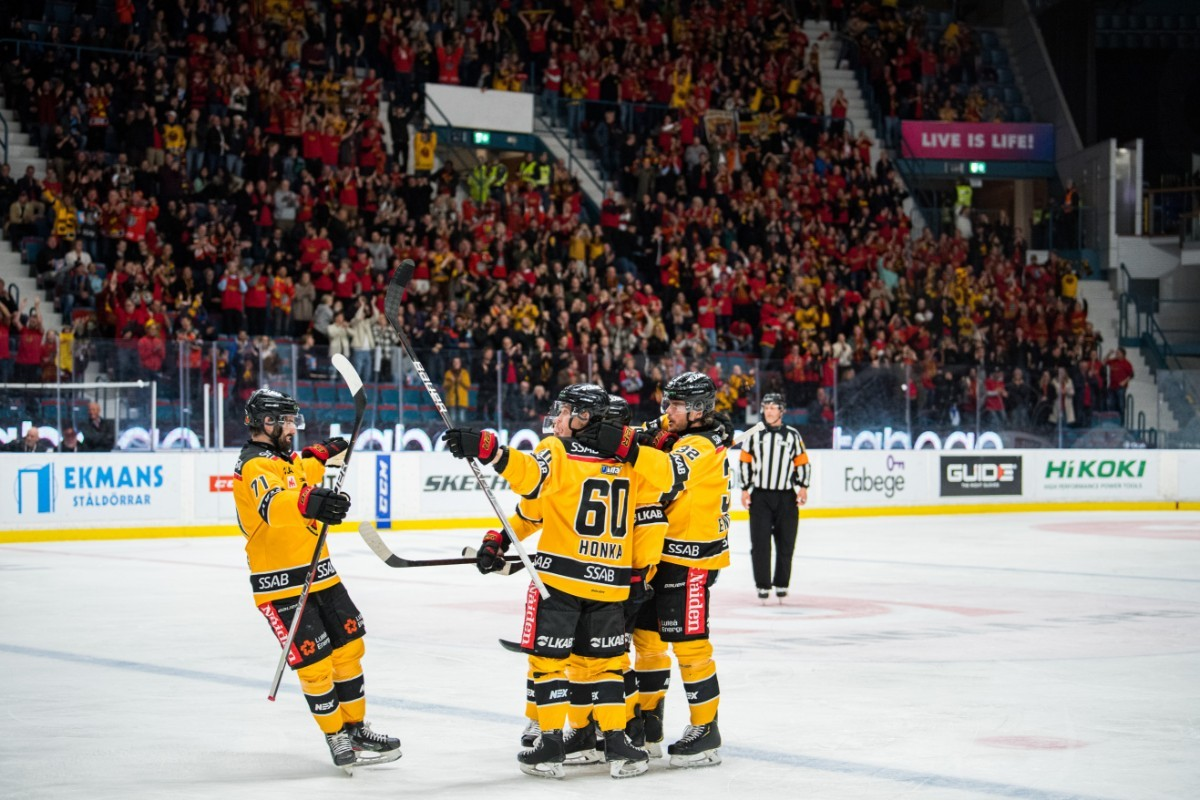 Luleå Hockey segrade på Hovet
