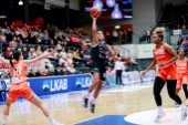Luleå Basket sattes på prov: Säkrade femte raka segern i slutperioden