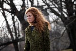 Omöjligt att sluta tänka på hur Nicole Kidman ser ut