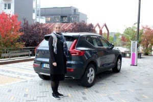 """Linköping får en ny bilpool: """"Vallastaden inspirerar"""""""