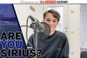Sirius stjärnskott - en framtida lagkapten?
