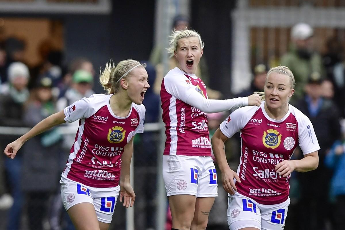 Så var Uppsalas match mot Kopparbergs/Göteborg