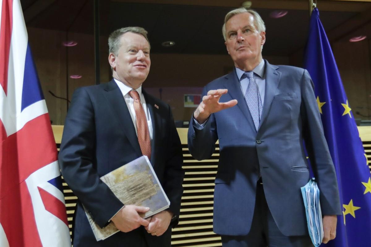 Brexitförhandlare: Överenskommelse osannolik