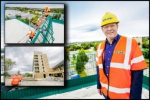 Luleås nya landmärke – Scandic tar höjd inför framtiden