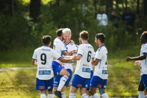Höjdpunkter: Team TG FF - IFK Luleå
