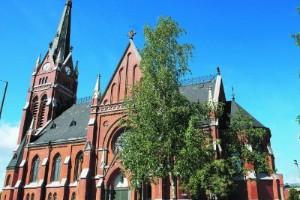 Kyrkan en dålig plats för världslig makthunger