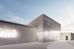 Så mycket dyrare blir den nya sim- och sporthallen