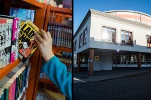 Stängda bibliotek drabbar unga – 81 procent färre lån