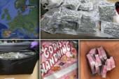 Polisinfiltratör hämtade halv miljon – avslöjade härva