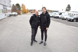 """Han tar över när vd:n för Norrlands Bil Service slutar – efter 20 år: """"Haft väldigt roliga år"""""""