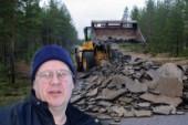 Vägbråket: Grävde bort väg – domstol avslår Nordebos överklagande