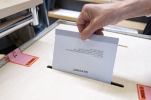 Tänk efter innan du släpper valsedeln