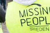 Försvunna kvinnan – Missing people anordnar sökinsats
