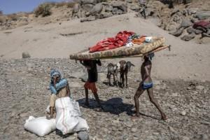 FN får tillträde för Tigraybistånd