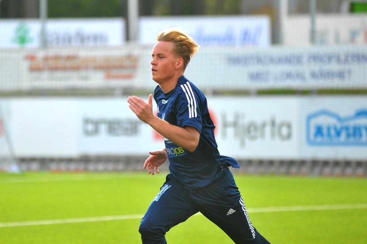 Inlånade målvakten siktar på seniordebut i IFK Luleå