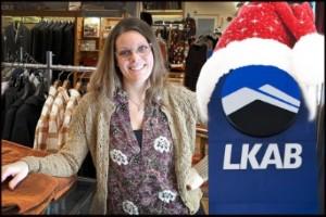 """Gruvbolagets julklapp gav resultat för lokala handlare – men årets klapp är hemlig: """"Annars blir det ju ingen överraskning"""""""