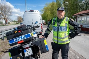 Legendariska trafikpolisen Stefan Tranemyr slutar – har haffat fortkörare sedan 1983
