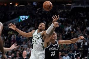 NBA-mästarna glänste i premiären