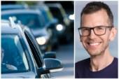 """Kritik mot långa bilköer i Knivsta: """"Full förståelse"""""""