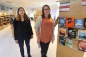 """Fuktskador även på Hertsöns bibliotek och fritidsgård: """"Klart det finns en oro"""""""