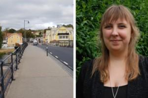 """Michelle i Borensberg förverkligar sin dröm: """"Pirrigt"""""""