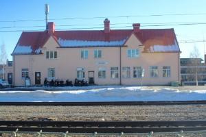400 meter lång perrong byggs i Skellefteå – nya resmöjligheter från Jörn och Bastuträsk