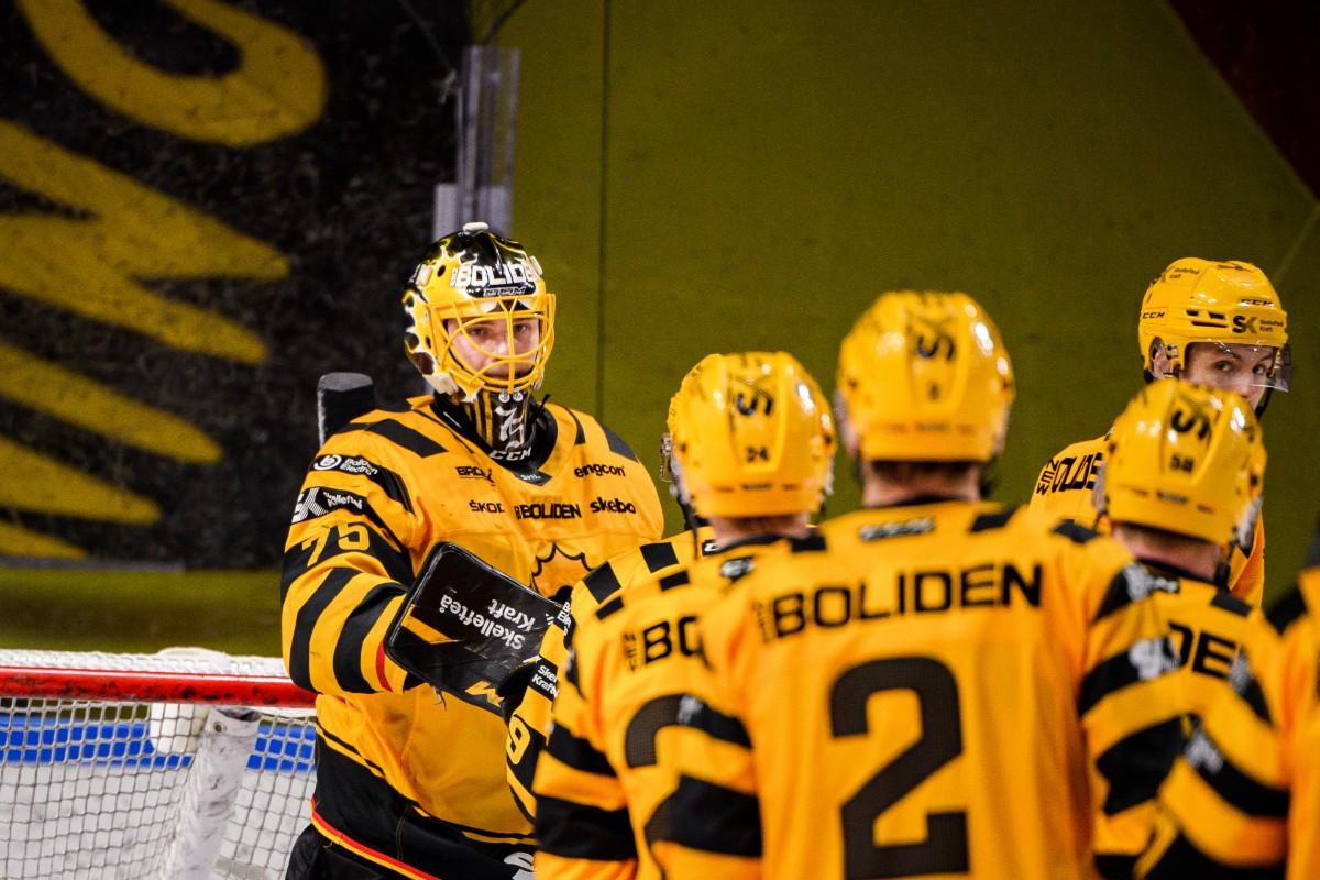 AIK-målvakten kan inte bli årets rookie i SHL