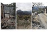 """""""Nu har vi ingenting kvar"""" - Gotländskans livsverk på Sardinien brann upp"""