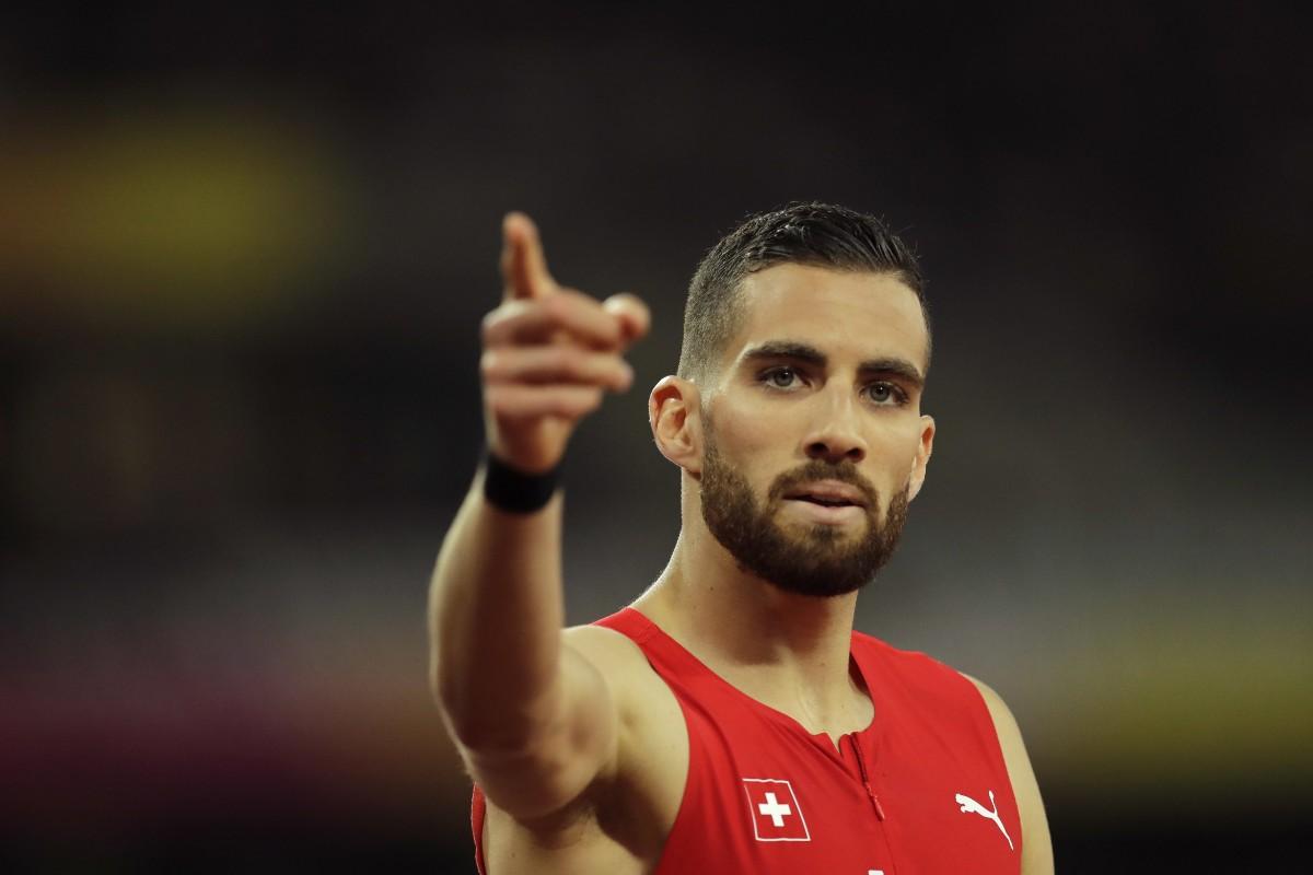 Tidigare EM-mästaren avstängd – missar OS