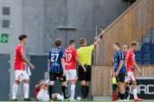 Dahlström debuterade från start