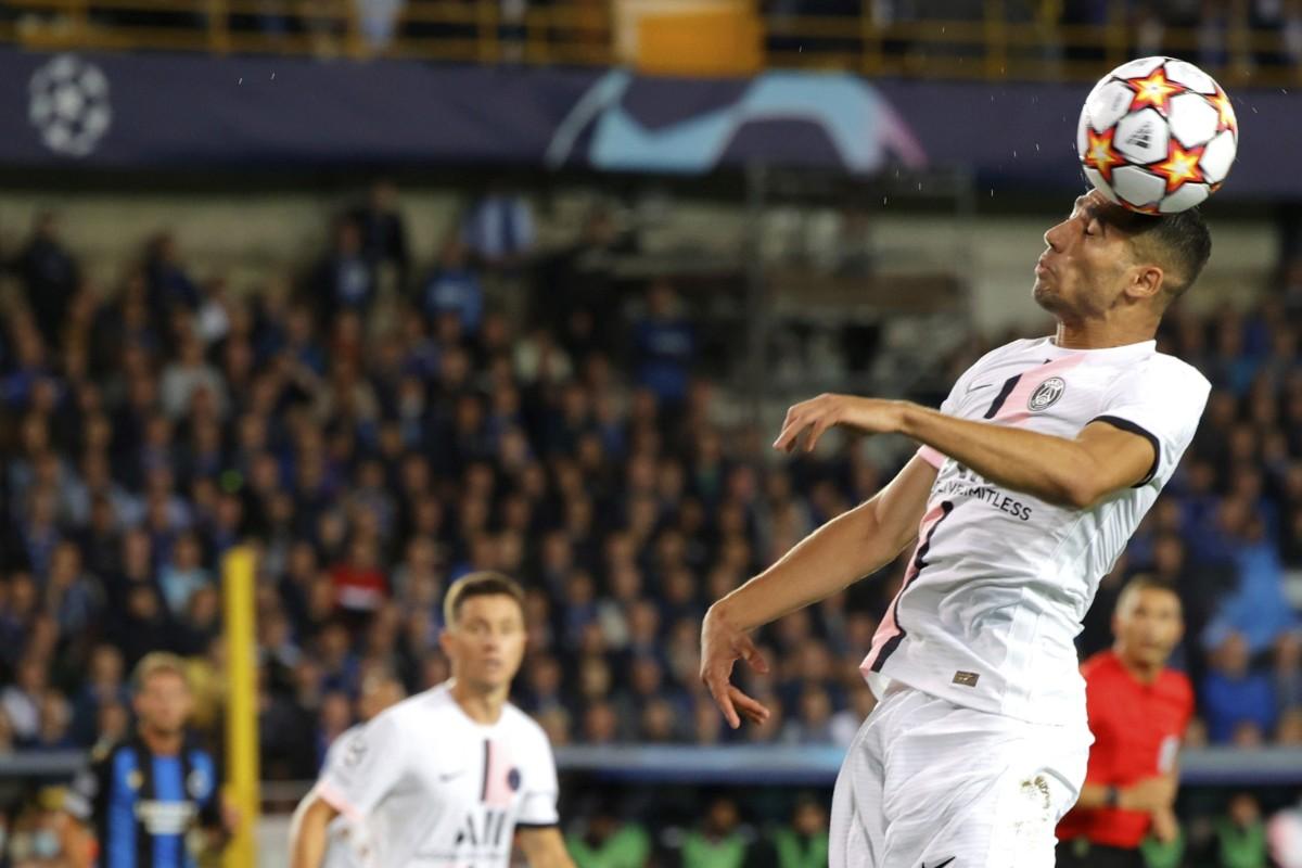 PSG utan Messi avgjorde på tilläggstid igen